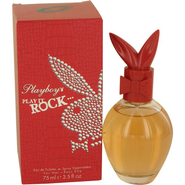 Playboy Play It Rock Perfume