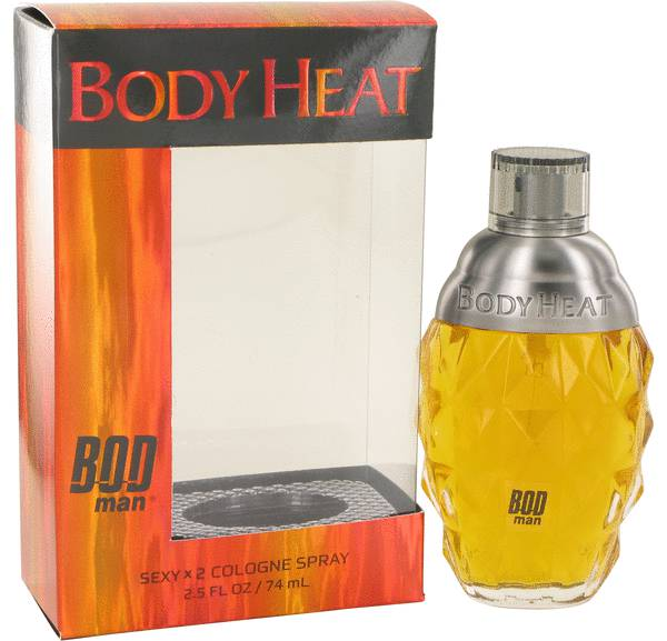 Bod Man Body Heat Sexy X2 Cologne