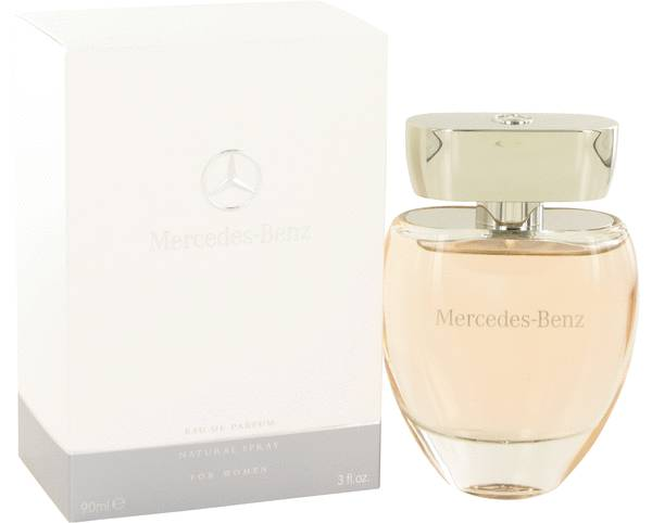 Image gallery mercedes benz women for Mercedes benz car perfume