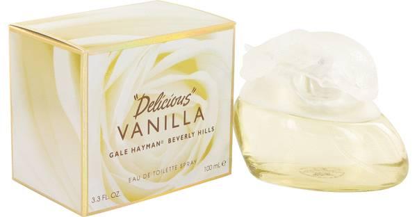 Delicious Vanilla Perfume
