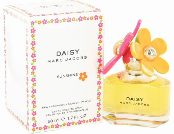 Daisy Sunshine Perfume