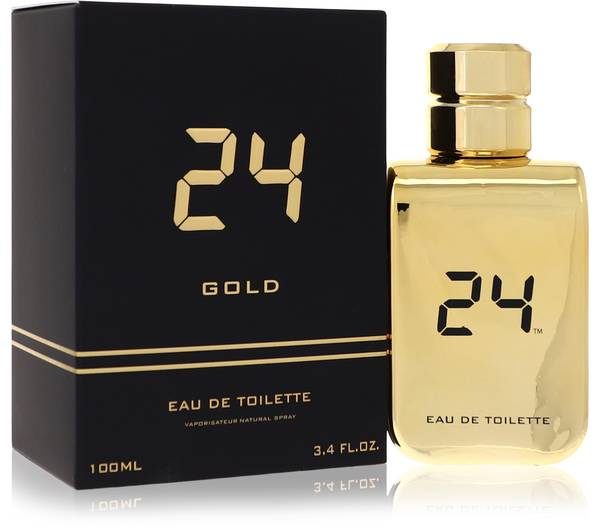 24 Gold The Fragrance Cologne