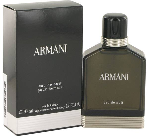 Armani Eau De Nuit Cologne