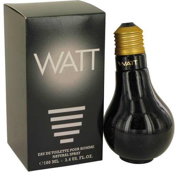 Watt Black Cologne