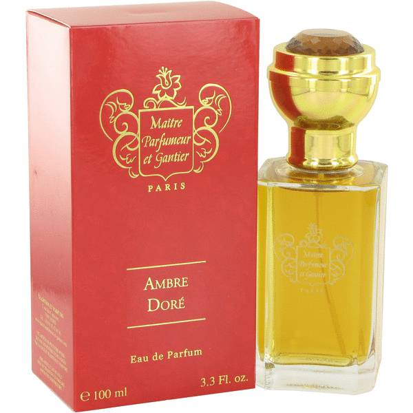Ambre Dore Perfume