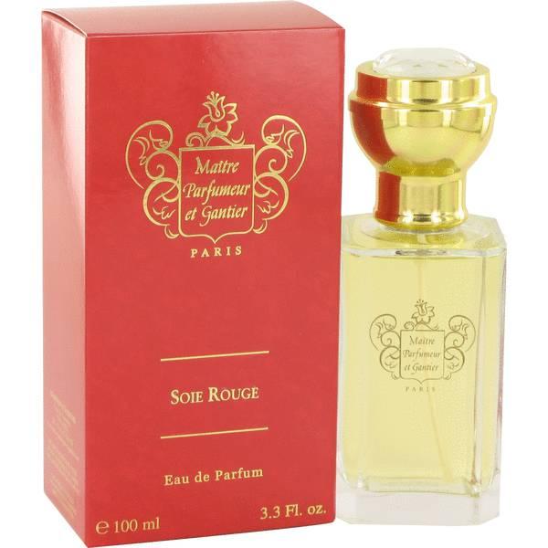 Soie Rouge Perfume