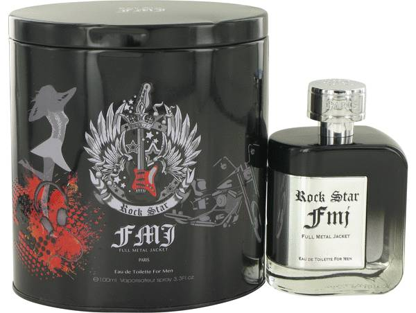 Fmj Rock Star Cologne