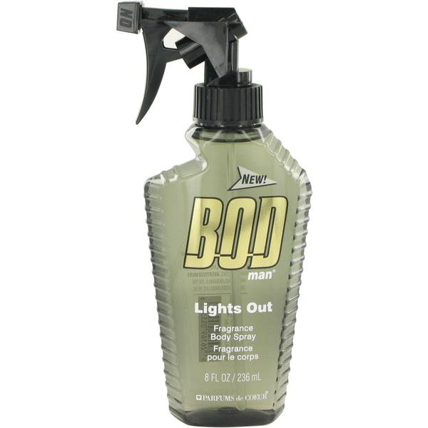 Bod Man Lights Out Cologne