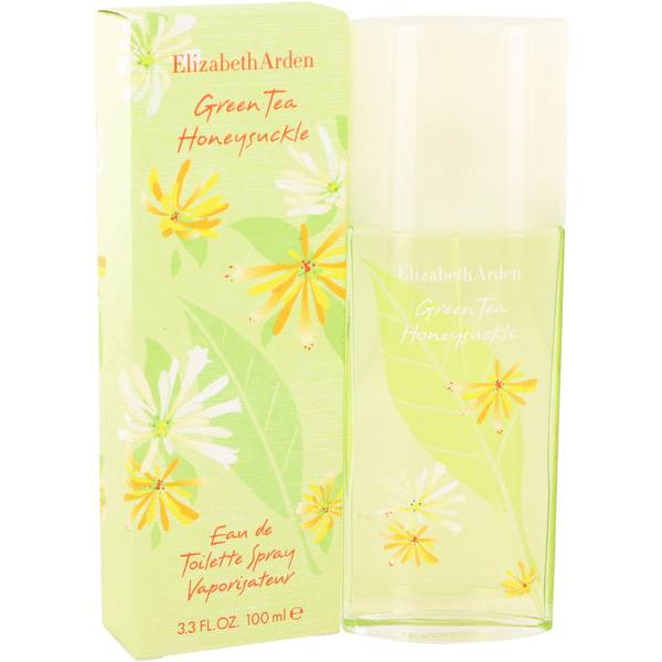 Green Tea Honeysuckle Perfume