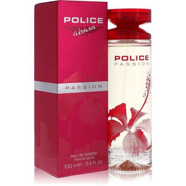 Police Passion Perfume