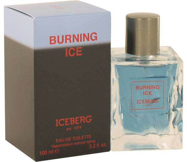 Burning Ice Cologne