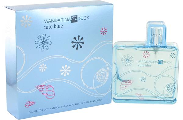 Mandarina Duck Cute Blue Perfume For Women By Mandarina Duck