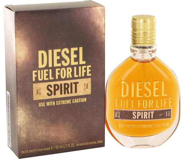 Fuel For Life Spirit Cologne