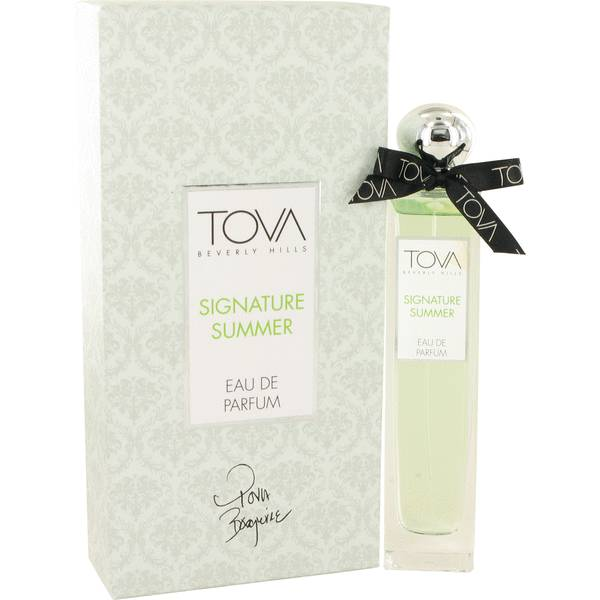 Tova Summer Perfume