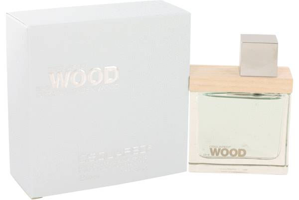 She Wood Crystal Creek Wood Perfume