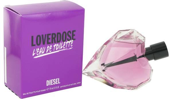 Loverdose L'eau De Toilette Perfume