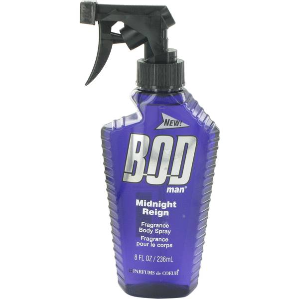 Bod Man Midnight Reign Cologne