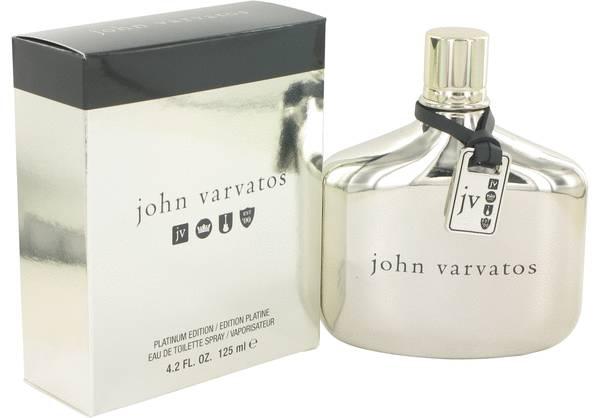 John Varvatos Platinum Cologne