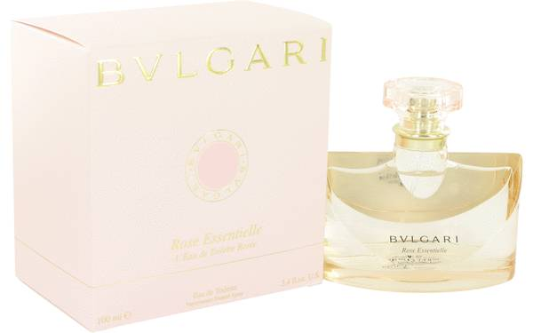 Bvlgari Rose Essentielle L'eau De Toilette Rosee Perfume