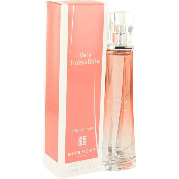Very Irresistible L'eau En Rose Perfume