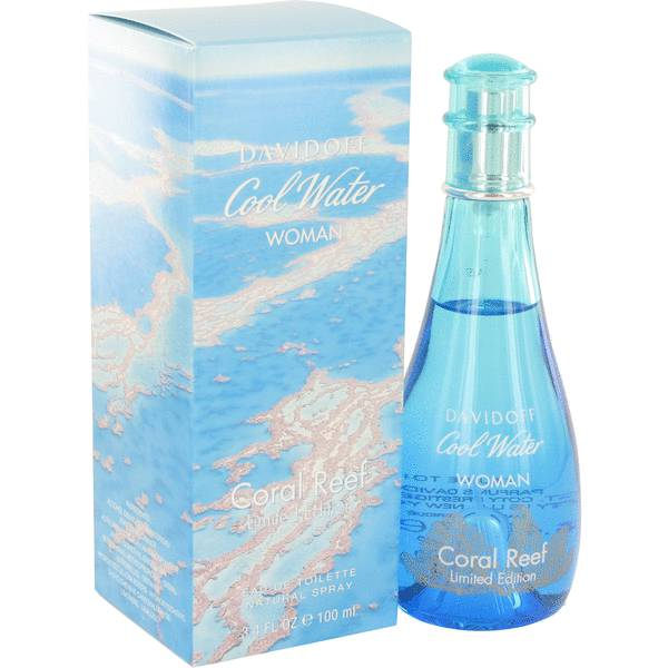 Cool Water Coral Reef Perfume