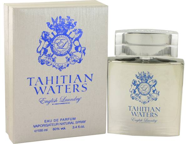 Tahitian waters cologne for men by english laundry for English laundry perfume