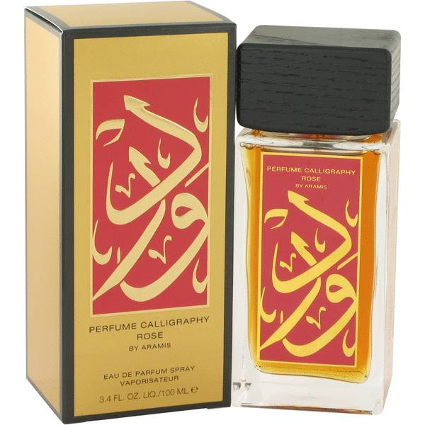 Calligraphy rose perfume for women by aramis