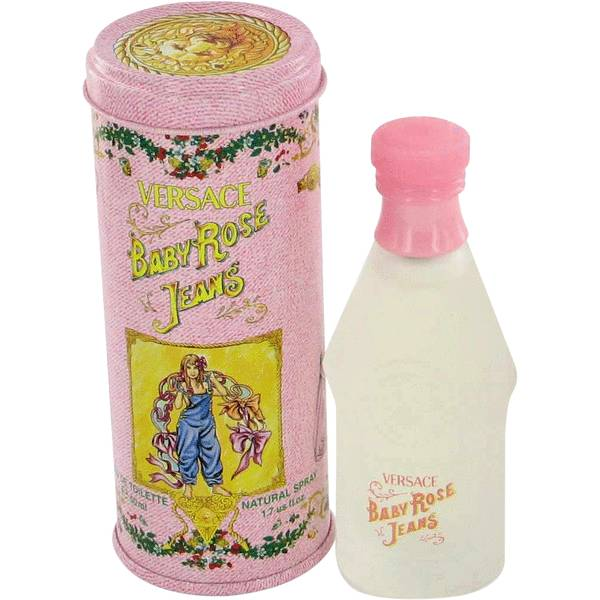 Baby Rose Jeans Perfume