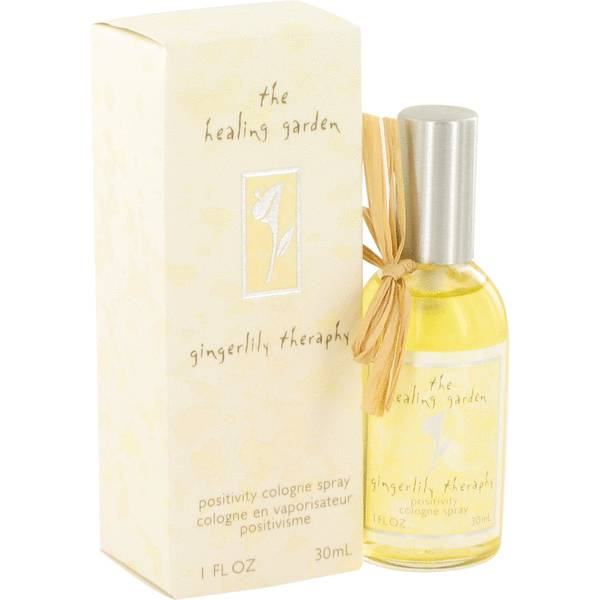 Gingerlily Therapy Perfume
