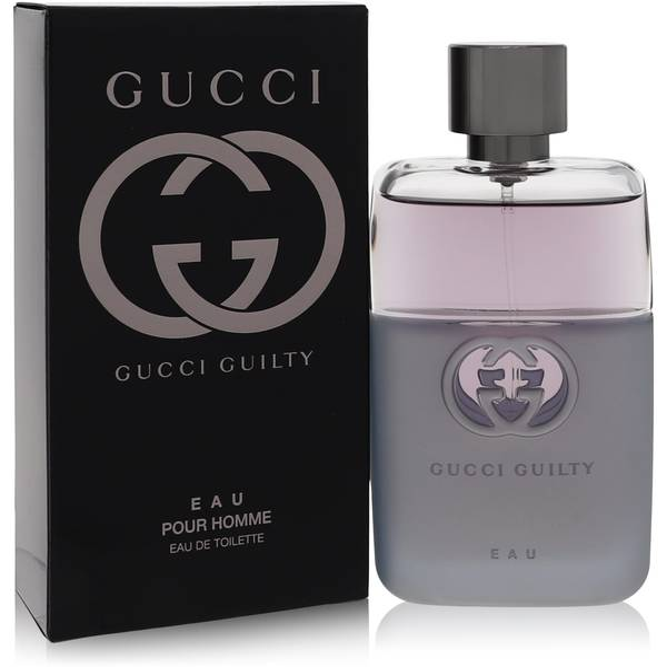 gucci guilty eau cologne for men by gucci