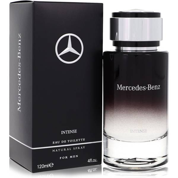 mercedes benz intense cologne for men by mercedes benz