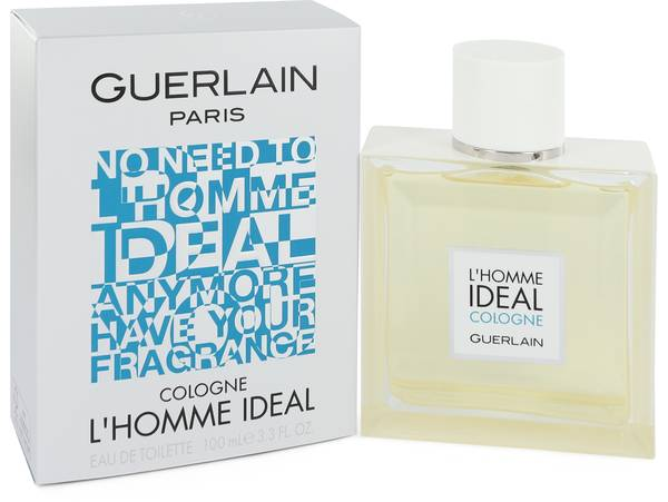 l 39 homme ideal cologne cologne for men by guerlain. Black Bedroom Furniture Sets. Home Design Ideas