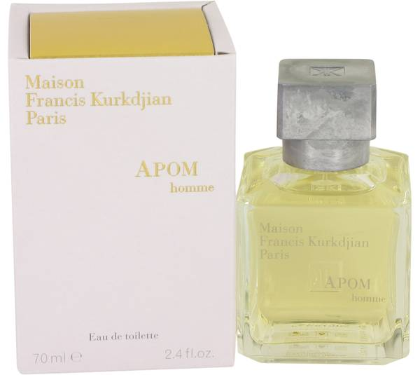 Apom homme cologne for men by maison francis kurkdjian for Apom pour homme maison francis kurkdjian