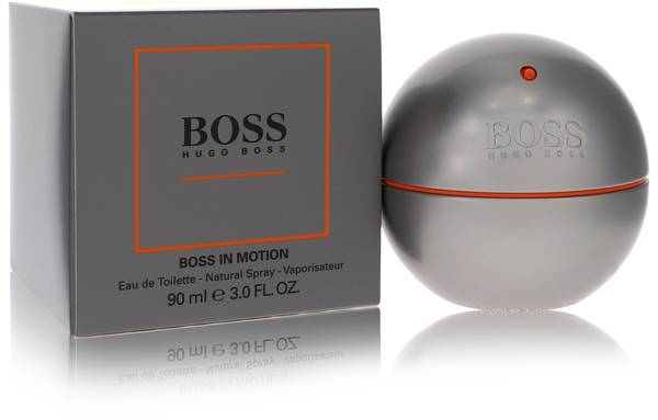 Boss In Motion Cologne