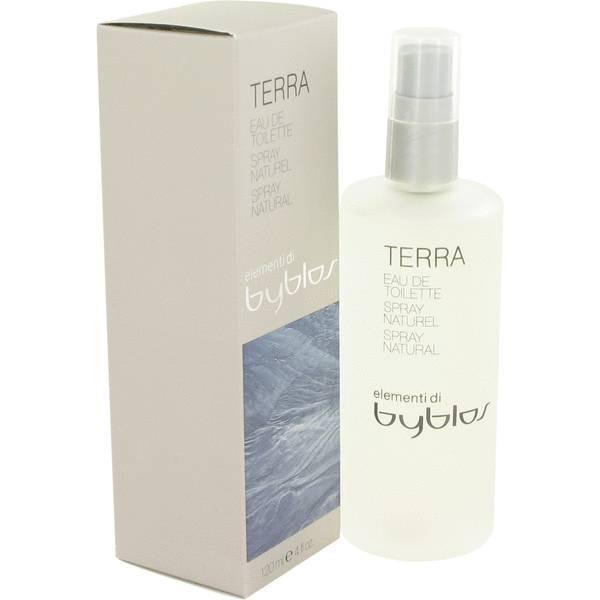 Byblos Terra Perfume
