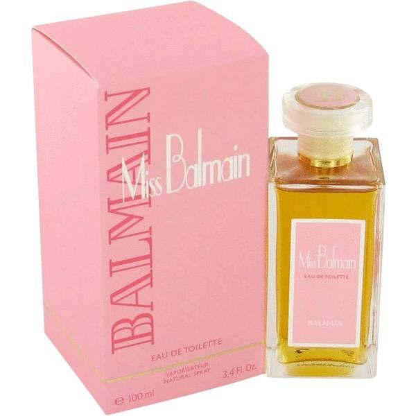 Miss Balmain Perfume