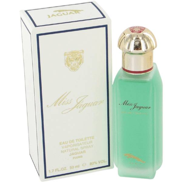Miss Jaguar Perfume