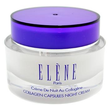 Elene Collagen Capsules Night Cream