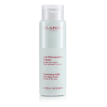 Clarins Skincare 6.7 oz Cleansing Milk - Normal to Dry Skin