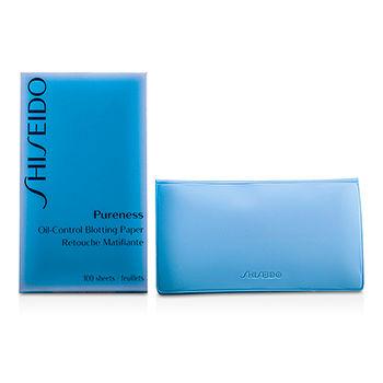Shiseido Skincare 100sheets Pureness Oil-Control Blotting Paper