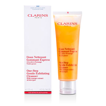 Clarins Skincare 4.2 oz One Step Gentle Exfoliating Cleanser