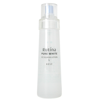 Kose Rutina Pure White Ice Squash Lotion L ( ...