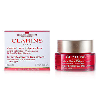 Clarins Skincare 1.7 oz Super Restorative Day Cream