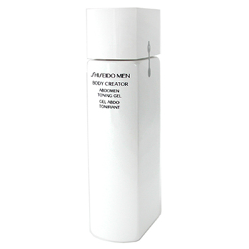 Shiseido Men Body Creator Abdomen Toning Gel