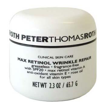 Peter Thomas Roth Max Retinol Wrinkle Repair ...