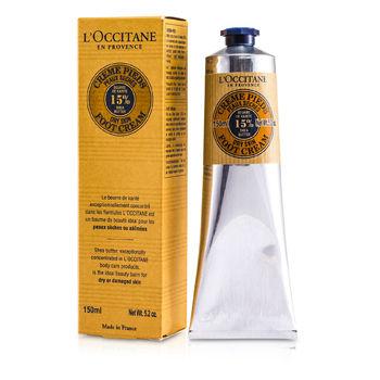 L'Occitane Skincare 5.2 oz Shea Butter Foot Cream