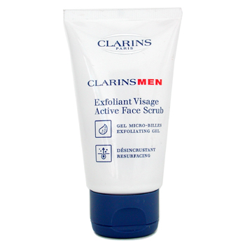 Clarins Men Exfoliant Visage ( Unboxed )