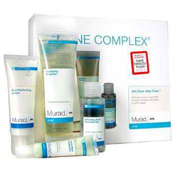 Murad Acne Complex Kit: Cleanser 125ml+ Exfol...