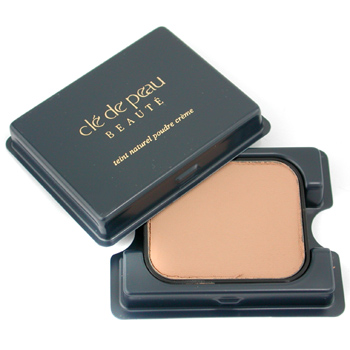 Cle De Peau Creamy Powder Foundation Refill -...