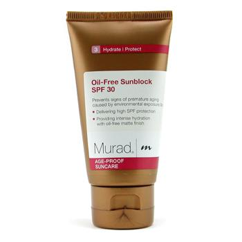 Murad Oil-Free Sunblock SPF 30 for Face